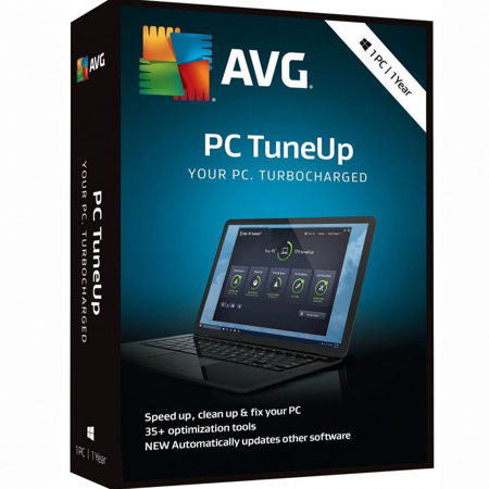 Picture of AVG PC TuneUp