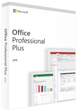 Picture of Office Professional Plus 2019 50 User MAK