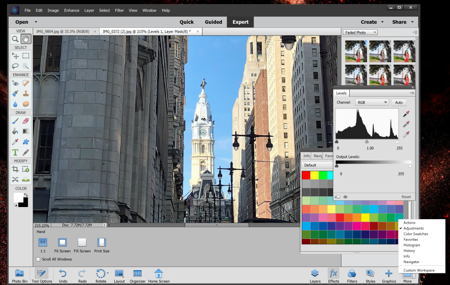 Picture of Adobe Photoshop Elements 2021
